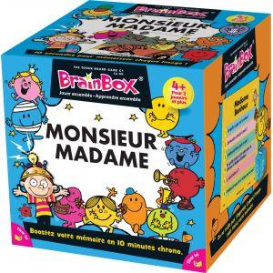 Asmodée Brain Box Monsieur, Madame