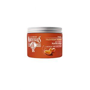 Le Petit Marseillais Nutrition Intense - Masque aux 2 huiles de Karité & Argan