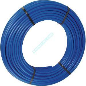 Comap Tube nu en couronne bleu PER BetaPEX-RETUBE diam 20 ep: 1,9 mm Lg: 120 m Réf B611003042