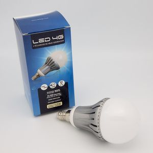 Led 4g Ampoule Led 12-24V E14 5W - EPISTAR