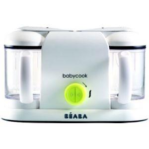 Beaba Babycook Duo Plus - Cuiseur mixeur vapeur