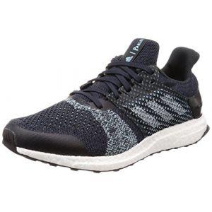 Adidas Ultraboost St M, Chaussures de Running Homme, Blu (Legend Ink F17/Clear Mint F18/Hi-Res Aqua F18), 43 1/3 EU