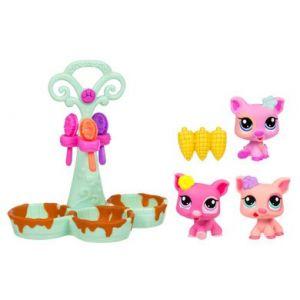 Hasbro Petshop Les Triplés (modèle aléatoire)