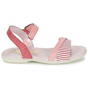Kickers Sandales enfant ANYWAY rose - Taille 34