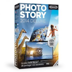 Photo Story 2014 Deluxe [Windows]