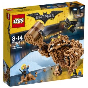 Lego 70904 - The Batman Movie : L'attaque de Gueule d'argile
