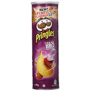 Pringles Biscuits apéritif Texas BBQ sauce