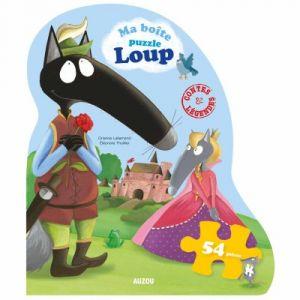 Editions Auzou Boîte puzzle Loup N°2