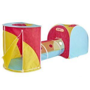tunnel de jeu pour enfant comparer 65 offres. Black Bedroom Furniture Sets. Home Design Ideas
