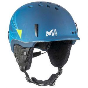Millet Casque de Ski de Randonnée Neo Dual Helmet - Poseidon Bleu - Femme, Homme