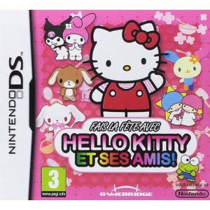 Fais la fête avec Hello Kitty et ses Amis! [NDS]