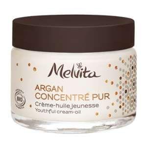 Melvita Argan Concentré Pur - Crème huile jeunesse