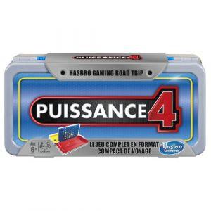 Hasbro PUISSANCE 4 - Jeu de société Road Trip - Jeu de Voyage