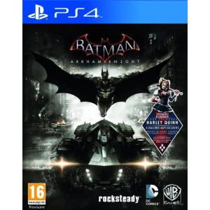 Batman Arkham Knight [PS4]