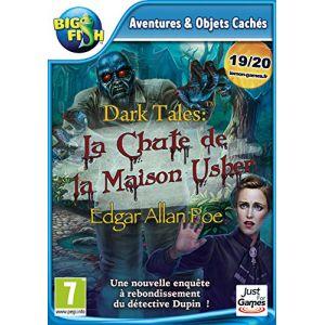 Dark Tales 6 : La Chute de la Maison Usher par Edgar Allan Poe [PC]