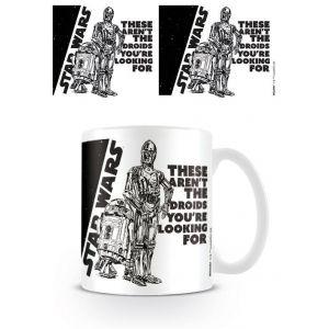 Pyramid International Mug Droids Star Wars (300 ml)