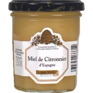Albert ménès Miel de citronnier d'Espagne - Le pot de 250g