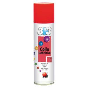 Puzzle Michèle Wilson Colle papier définitive 303 - spray 250ml - Odif
