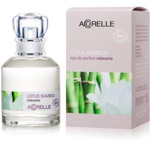 Acorelle Lotus Bambou - Eau de parfum Bio relaxante