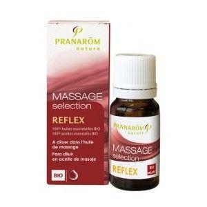 Pranarôm Massage Sélection 'Reflex'