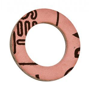 Noyon & Thiebault Joint fibre intérieur huil/fuel/air rose 10x15x2 pour 12x17 coque 10 pièces