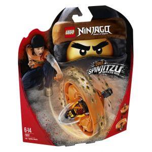 Lego 70637 - Cole Maître du Spinjitzu