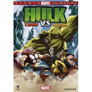 Hulk vs Thor et Hulk vs Wolverine