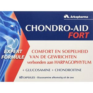 Arkopharma Chondro-Aid Arkoflex Fort 60 gélules