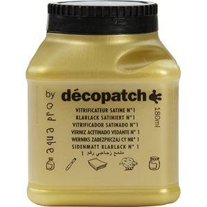 decopatch Vernis vitrificateur 180ml