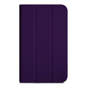 "Belkin F7P339btC0 - Etui TriFold pour Samsung Galaxy Tab 4,Tab S 10"" et 10,1"""