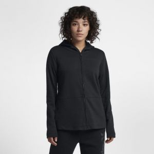 Nike Sweat à capuche en tissu Fleece Hurley One And Only Top Full Zip pour Femme - Noir - Taille M