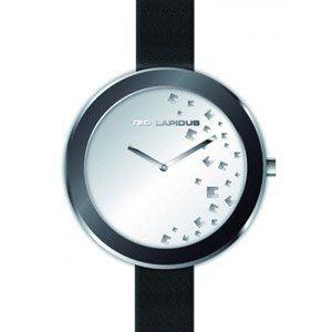 Ted Lapidus A0594RBMN - Montre pour femme avec bracelet en cuir