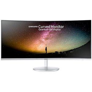 """Samsung C34F791WQU - Ecran LED 34"""" incurvé"""