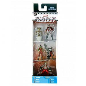 Jazwares Mini-figurines - Marvel Comics pack 5 figurines Diecast Nano Metalfigs