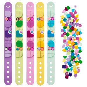 Lego DOTS La méga-boîte de bracelets - 41913, Jouets de construction