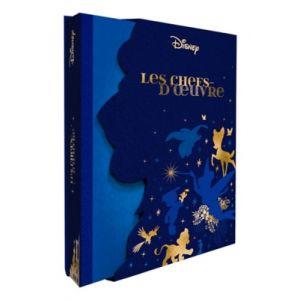 Hachette Grimoire Disney - Les Chefs d'oeuvres