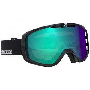 Salomon Masques de ski Aksium - Photo Black / White - Taille All Weather/CAT1-3