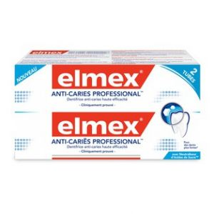 Elmex Professional - Dentifrice anti-caries