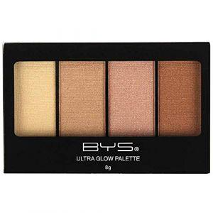 Bys Palette Highlighter Ultra-Glow Sun Kiss