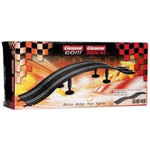 Carrera Toys 61649 - Bosse de chameau et pont pour circuit Go!!! et Digital 143