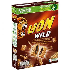 Nestlé Lion wild - Le paquet de 410g