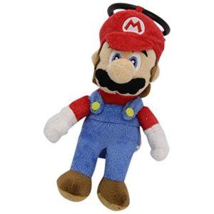Sanei Figurine 'Nintendo' - Peluche Mario Bros Mario Mascot - 14cm - Pas de plate-forme spécifique
