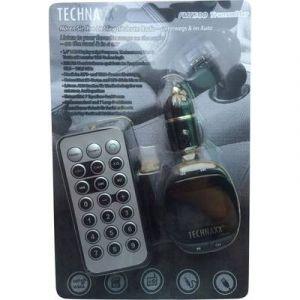 Transmetteur FMT 500 Ecran LCD 1.4