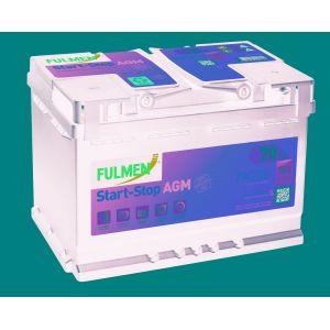 Fulmen Batterie AGM Start And Stop FK700 12V 70ah 760A