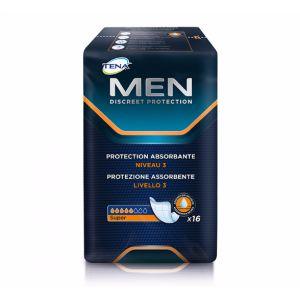 Tena Men - 16 protections pour homme niveau 3