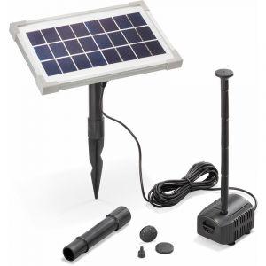 Esotec Kit pompe solaire bassin Fountain Pro 200L-3,5W