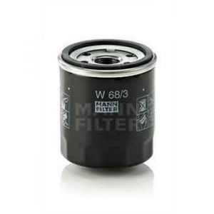 Mann-Filter Filtre à huile W68/3