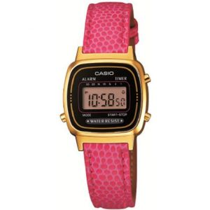 Casio LA670WE - Montre pour femme Quartz Digitale