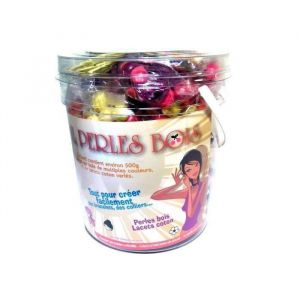 WDK Partner Kit baril perles en bois