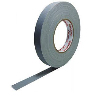 Cellpack Ruban adhésif toilé 145997 gris (L x l) 50 m x 50 mm caoutchouc 1 rouleau(x)